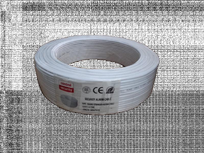 Cable Multifilar para Alarma 3 Pares
